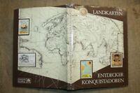 Buch Philatelie Landkarten Seekarte Geschichte Kartografie & Briefmarken DDR