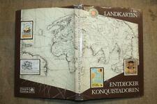 Buch über Landkarten, Seekarte, Geschichte Kartografie & Briefmarken, DDR