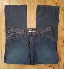 Liz & Co Womens Sz 16 Boot Cut Blue Jeans  Medium Wash Denim
