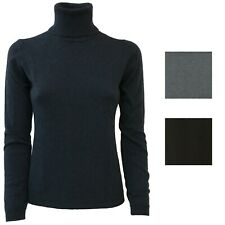Maglia donna MAURICE ABOT mod 9214 100% cashmere Loro Piana MADE IN ITALY