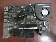 """Macbook Pro 13"""" A1278 2010 LOGIC BOARD C2D-2.4GHz 820-2879 FAULTY AS-IS"""