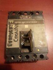 Square D FAL36040 40 amp 3P 600VAC