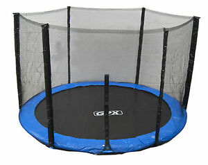 6 8 10 12 14FT Replacement Trampoline Safety Net And Spring Cover Padding Pads
