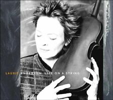 Laurie Anderson Life on a string (2001)  [CD]