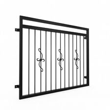 Holbeck Juliet Balcony - Wide Range Of Sizes - Galvanised FREE OF CHARGE