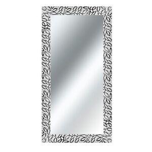 Specchio da parete MIRROR EDEN 64x154 cm Argento