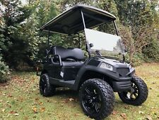 2016 Yamaha G29 48v Blacked Out Lifted Golf Cart New Trojan Batteries 4 Seater