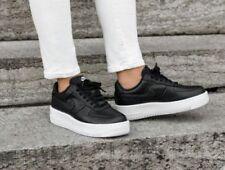Womens Nike AF1 UPSTED 917588-001 Black/Black Brand New Size 12