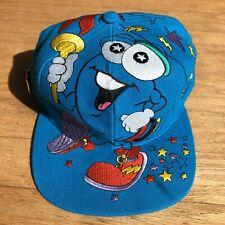 Atlanta 1996 Olympics The Game Big Logo IZZY Snapback Hat USA Cap