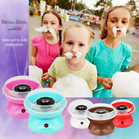 Color Electric Cotton Candy Maker Machine Sugar Floss Commercial Carnival Party
