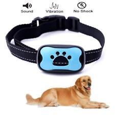 Perro Collar anti bark sin corteza collar inofensivo para mascotas entrenamiento vibración regulable