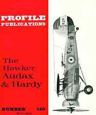 AERONAUTICA AIRCRAFT Publications Profile 140 - Hawker Audax & Hardy - DVD