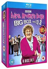 MRS BROWNS BOYS Complete BBC Series 1+2+3 Blu Ray Collection BoxSet + 3 Specials