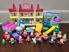 Peppa Pig Toy Lot - Princess Castle - Figures, Furniture & Accessories and More