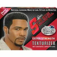 Luster's Scurl Extra Force Texturisant 2x Après-shampoing W / Olive & Argan 2