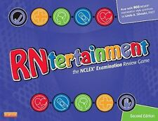 RNtertainment : The NCLEX® Examination Review Game by Linda Anne Silvestri (201…