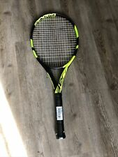BABOLAT PURE AERO TOUR STRUNG Tennis Racquet! USED ONCE! 4 3/8 NADAL! $250!