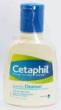 CETAPHIL Gentle Skin Cleanser For All Skin Type will feel great 4FL OZ 118 ml.