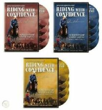 Clinton Anderson  RIDING WITH CONFIDENCE (12 DVD) Series i II III