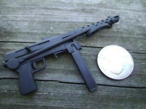 LI13  1/6 Homemade WWII Sub Machine gun Model – FNAB 43 Italy Germany