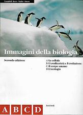 IMMAGINI DELLA BIOLOGIA MODULI ABCD - 2a EDIZIONE - CAMPBELL/REECE - ZANICHELLI