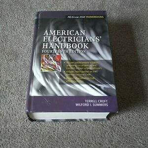 American Electricians' Handbook by Croft and Hartwell