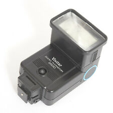 VIVITAR ZOOM THYRISTOR 2500 ELECTRONIC TILT FLASH GUN