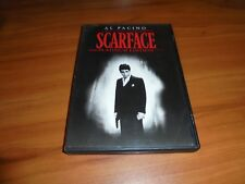 Scarface (DVD, 2006 2-Disc Widescreen Platinum Edition) Used Al Pacino