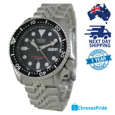 SEIKO SKX007J SKX007J2  JAPAN MADE BOND Men's Automatic Diver Stainless Steel