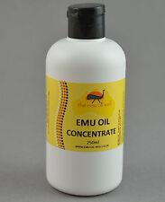 Concentrado Esencia de Puro Australiano Aceite De Emu 250ml