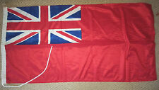 Printed red ensign 1.0 Yard 91cm x 45cm  made on knitted polyester flag cloth