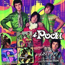 "Pooh - 1968 1969  7"" Vinyl Collection - Box 4 45 Giri"