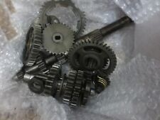 2002 Yamaha Grizzly 660 4x4 ATV Tranny Transmission Gears Lot