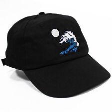 Agora Lunar 6 Panel Cap Dad hat wave vaporwave NEW