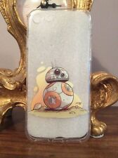 iPhone 7 STAR WARS BB8 BB-8 Cute Phone Case Soft Silicon Gel Protective Gift