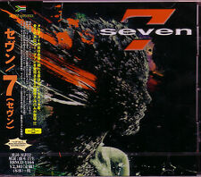 SEVEN (7) Seven + 1 JAPAN CD Touch One Direction Airace New England Melodic Rock