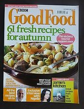 BBC Good Food, October 2002, Best Low Fat Recipes, Thai Supper, Jamie's Kitchen
