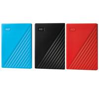 Western Digital WD 2TB My Passport 2020 3.2 Portable Hard Drive HDD All Color DI