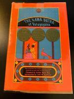The Kama Sutra Of Vatsayayana 1962 1st Edition Burton