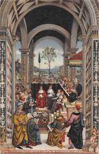 Piccolomini Tiene Assemblea in Mantova per la Crociata, Ottavo Quadro