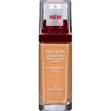 REVLON Age Defying Firming + Lifting Foundation WARM BEIGE 45 NEW