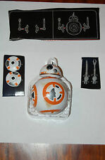 "BB-8 5"" Droid-Star Wars Force Awakens-Hasbro 1/6th-Customize Side Show 12"""