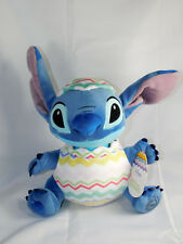 Disney Stitch Easter Egg Plush Stuffed Animal Toy Disney Store New Tag
