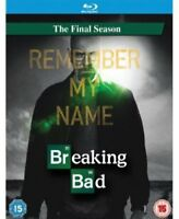 Breaking Bad: The Final Season - Episodes 1-8 [Blu-ray] [Region Free] [DVD]