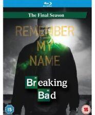 Breaking Bad: The Final Season - Episodes 1-8 [Blu-ray] [Region Free] [DVD]
