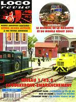 LOCO REVUE 671 DE 2003. CONSTRUCTION UN DISTRIBUTEUR TIA EN HO.....