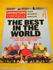 INVESTORS CHRONICLE - THE BEST IN THE WORLD - JUNE 9 2006