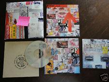 2003 R.E.M. REM Xmas Christmas Fan Club Single CD Complete Record Everything!
