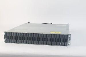 NetApp FAS2552 Storage Array Filer Head Controller W/ 20x 900GB SAS 4x 200GB SSD