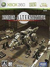 Zoids Alternative Xbox 360 Xbox360 Import Japan